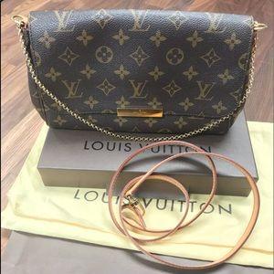 Louis Vuitton Favorite Mm Brown Monogram ♥️